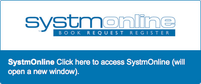 Click here to access Systm Online will open a new window